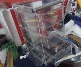 Spa Acrylic Equipment