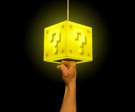 Easy Mario ? Box Lamp Shade