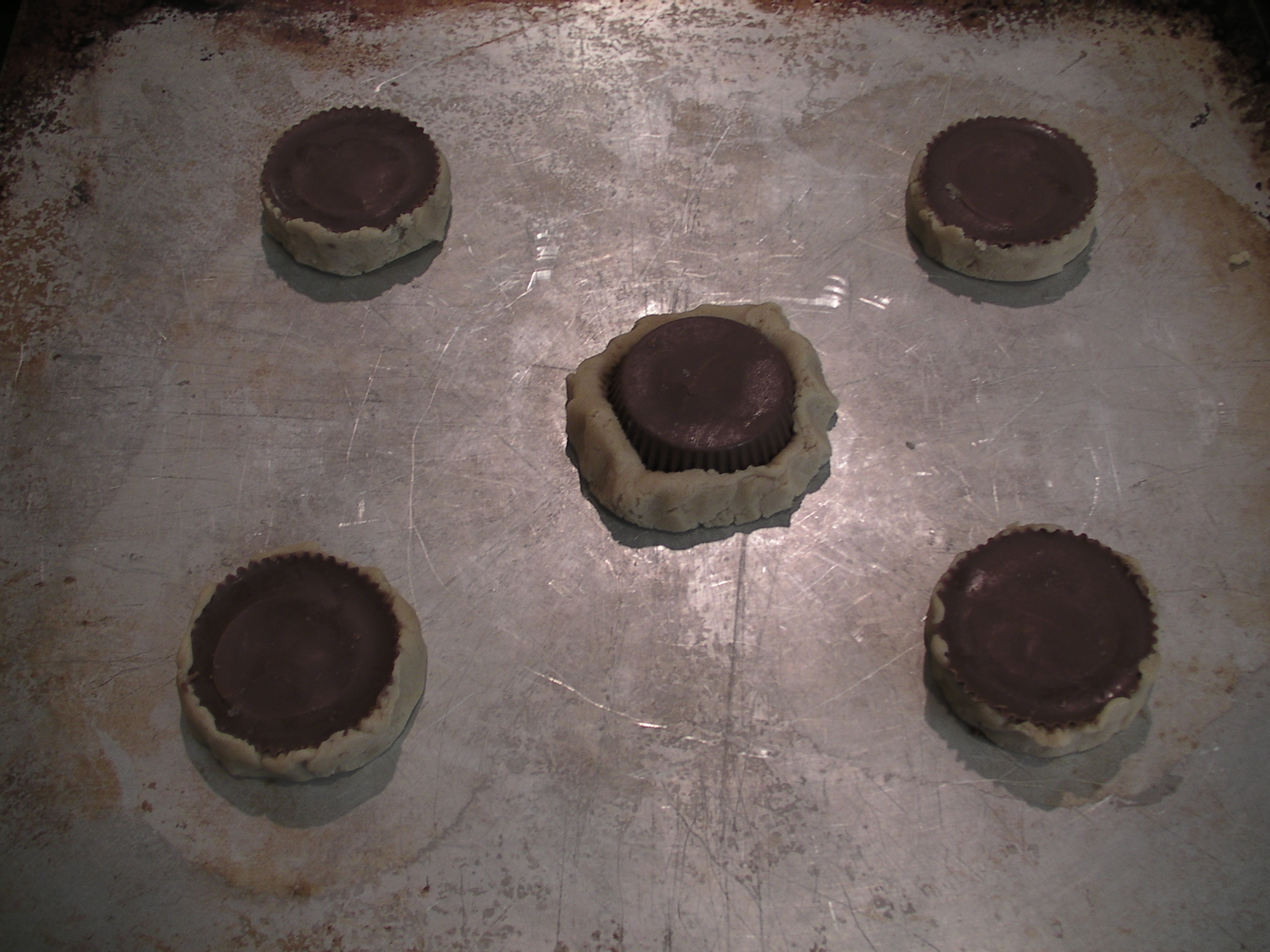 Picture of Full Size Peanut Butter Cup - Baked In