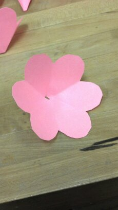Picture of Making the Flowers