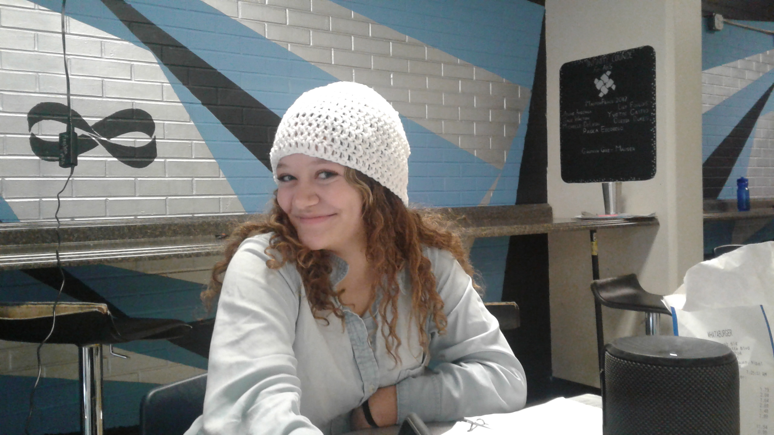 Picture of How to Crochet a Trendy Beanie (for Beginners!)