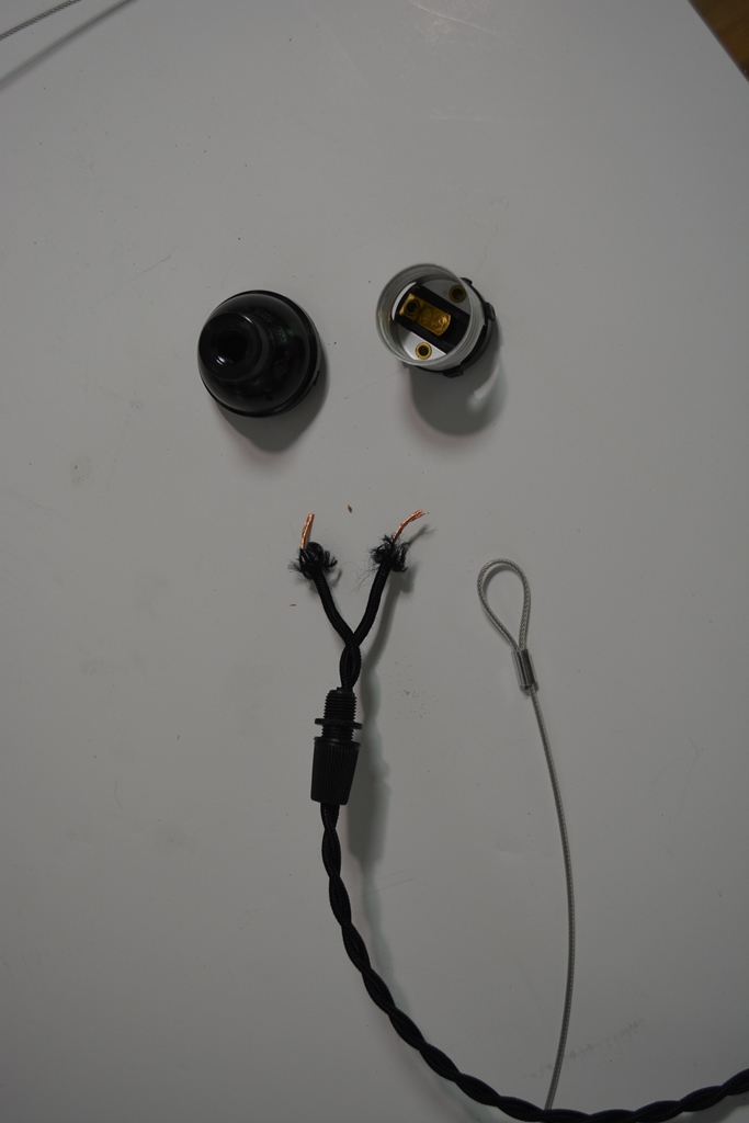 Picture of Making and Assembling the Electrical Pieces