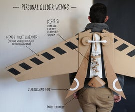 Moving Glider Wings