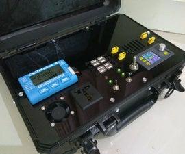 AC DC Portable Power Supply / 158,000mAh Power Bank / 585Wh Solar Generator