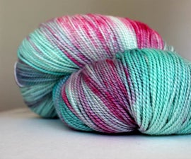 Dyeing Yarn With a Crock Pot (Slow Cooker)