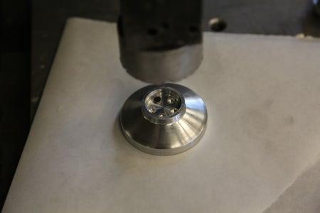 Cut the Aluminum Base