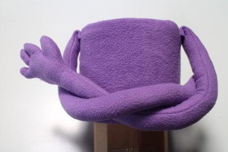 Making Muppet Arms