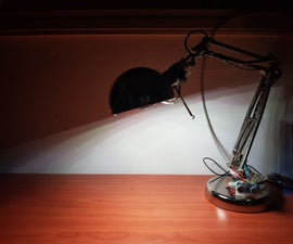 Study Better With a Smart Desk Lamp - IDC2018IOT