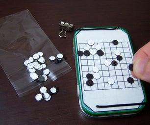 Altoids Pocket Game Chest - 11 Games on the Go