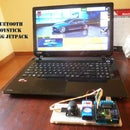 Bluetooth Game controller(Joystick) with Arduino and Jetpack
