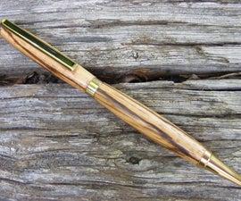 Make a Slimline Pen