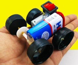 DIY MINI Electric CAR
