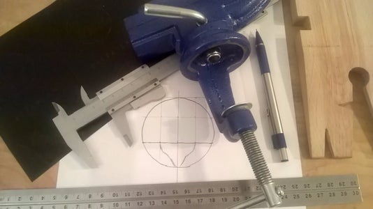 2in1 Design, Clamp It With Vise