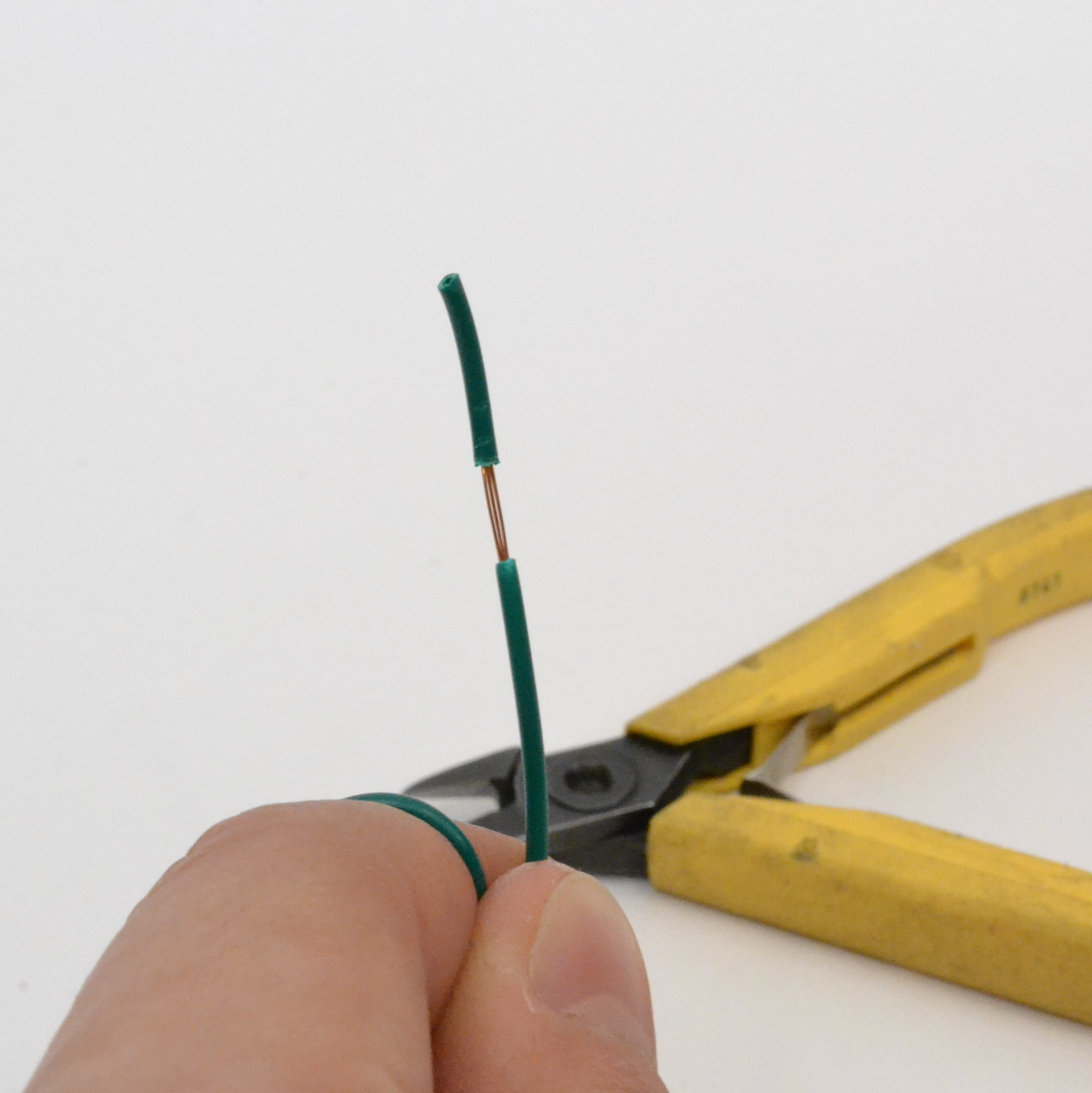 Picture of Push Firmly With Thumb