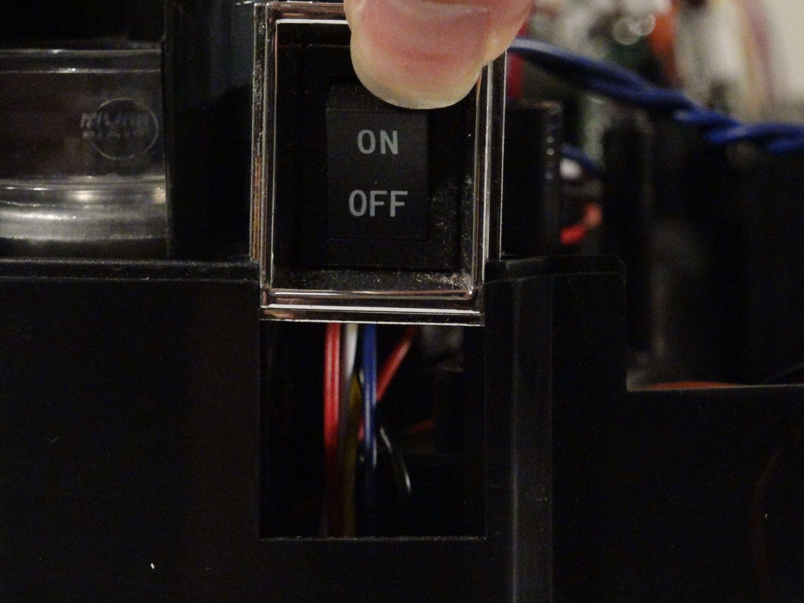Picture of Detach the Power Switch