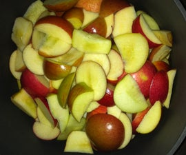 Apple Cider from the Ghetto