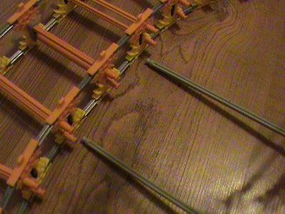 Building the Quarter Arm Lift