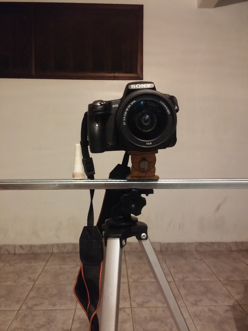 Picture of Gopro and Cameras Tipod Slider