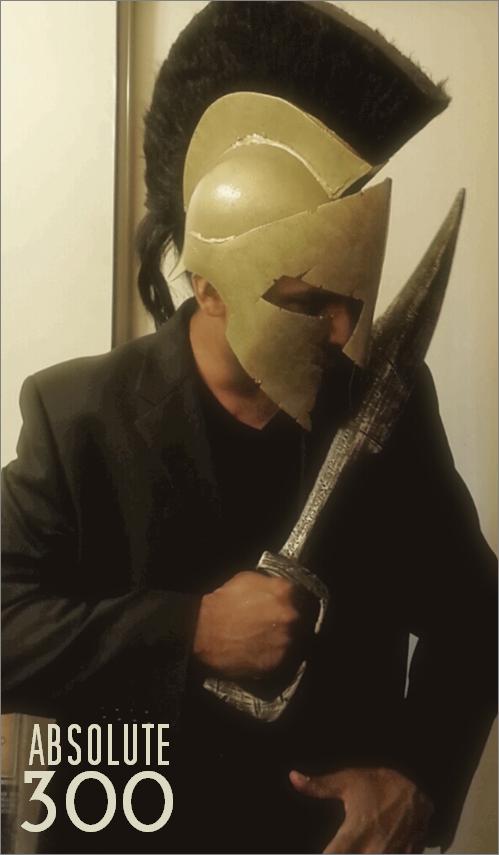 Picture of 300 Spartan Helmet