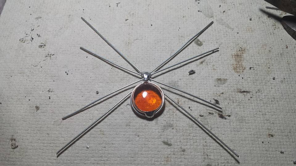 Picture of Tack Solder the Components
