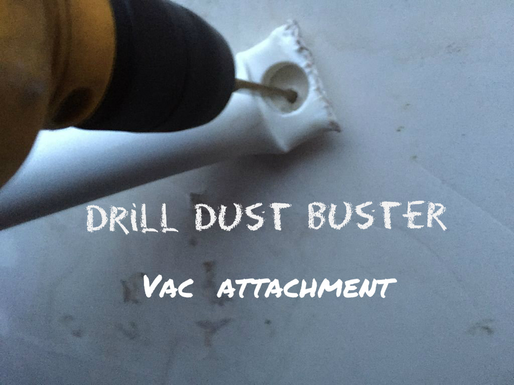 Picture of Drill Dust Buster Vac Attachment