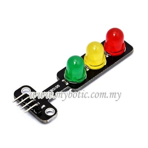 LED Traffic Light Module Tutorial