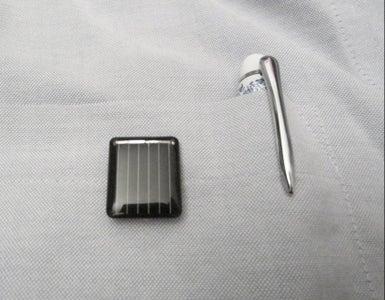 The Solar-Power Pin