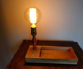 Desk Tidy / Bedside Light