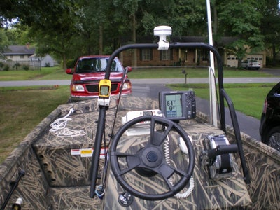 Build a Mount for Your Handheld GPS