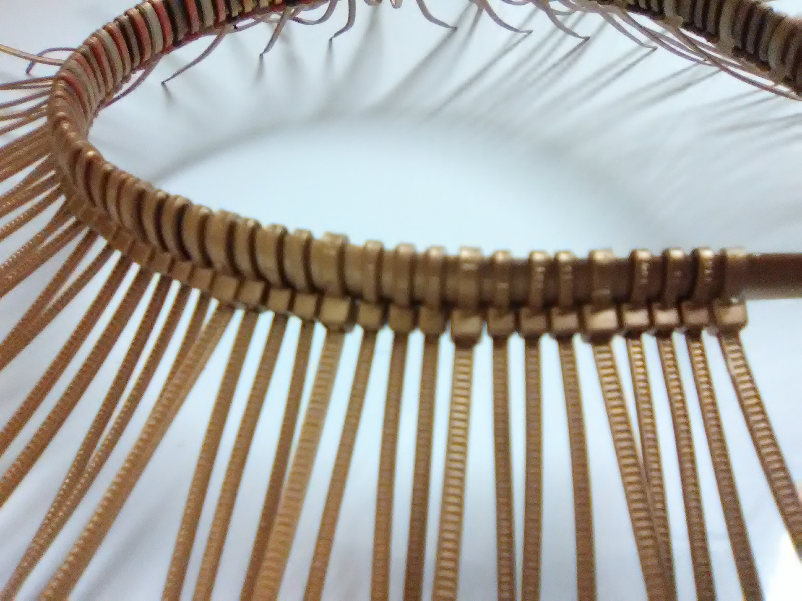 Picture of Zip the Zip Ties Onto Headband
