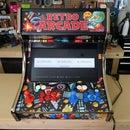 2-Player Bar-Top Retro Arcade by Micro Center