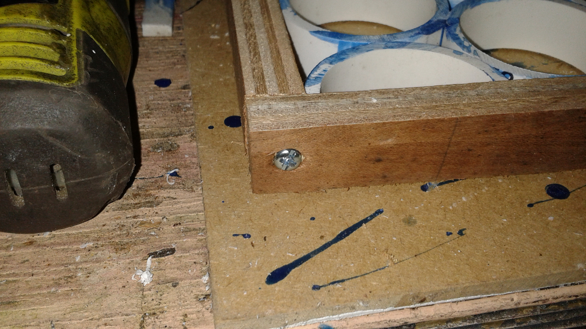 Picture of Building the Wooden Frame