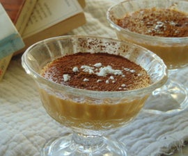 1950's Butterscotch Pudding