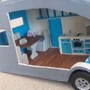 Miniature Camper Trailer