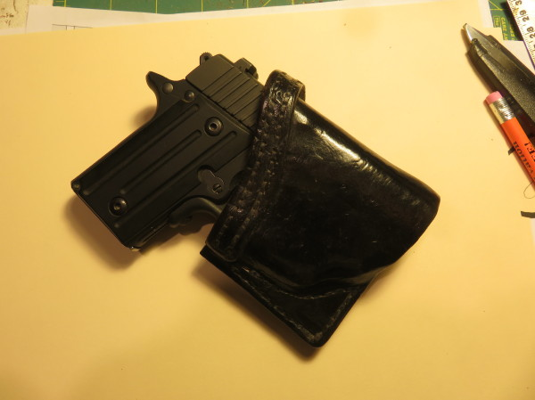 Picture of How to Design and Build a Leather Holster