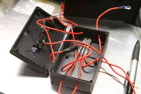 Wiring It All.