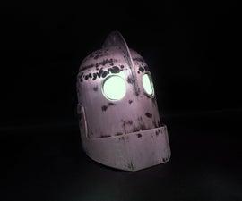The Iron Giant | Head Build