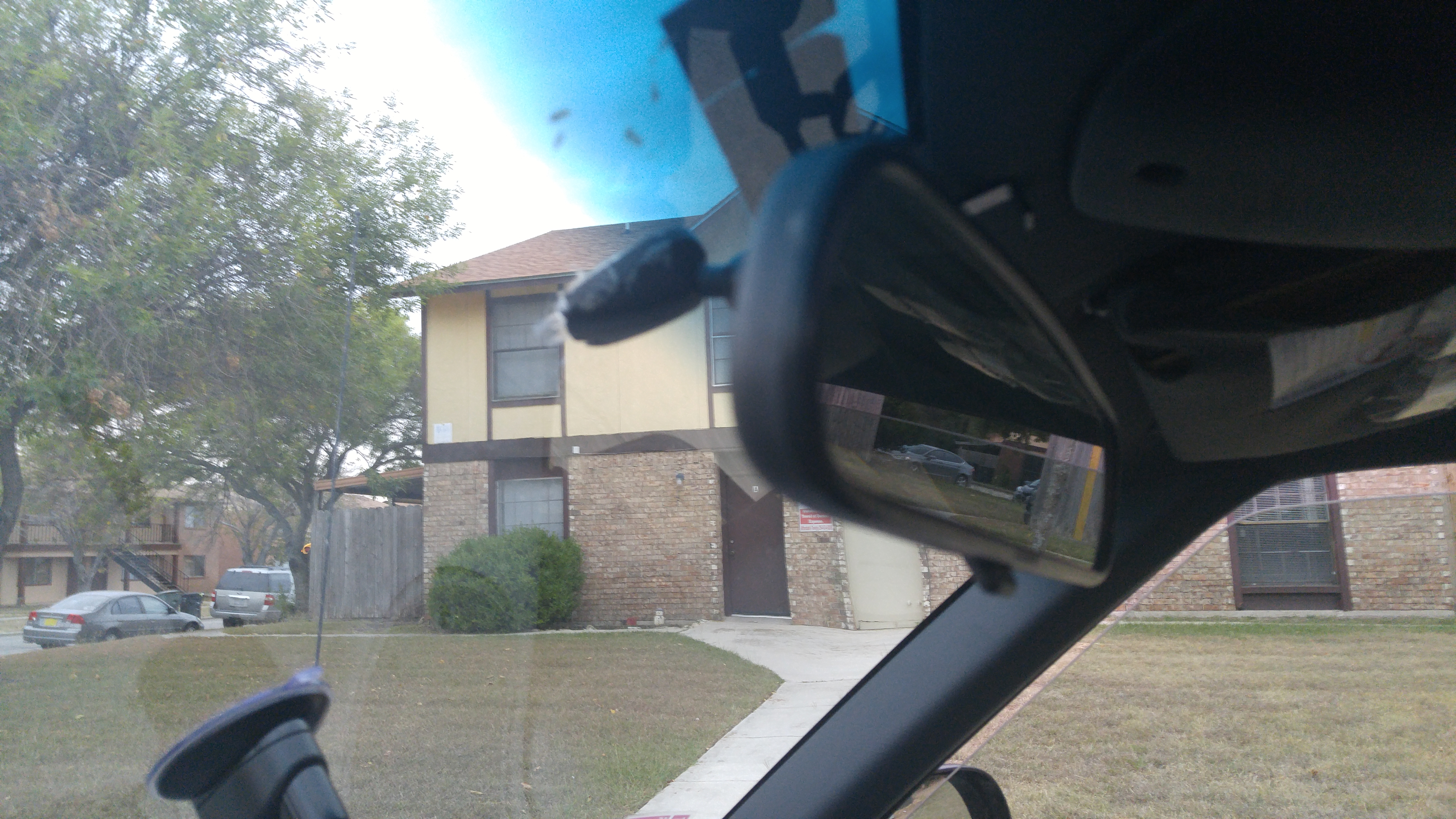 Picture of Reinstall Rearview Mirror