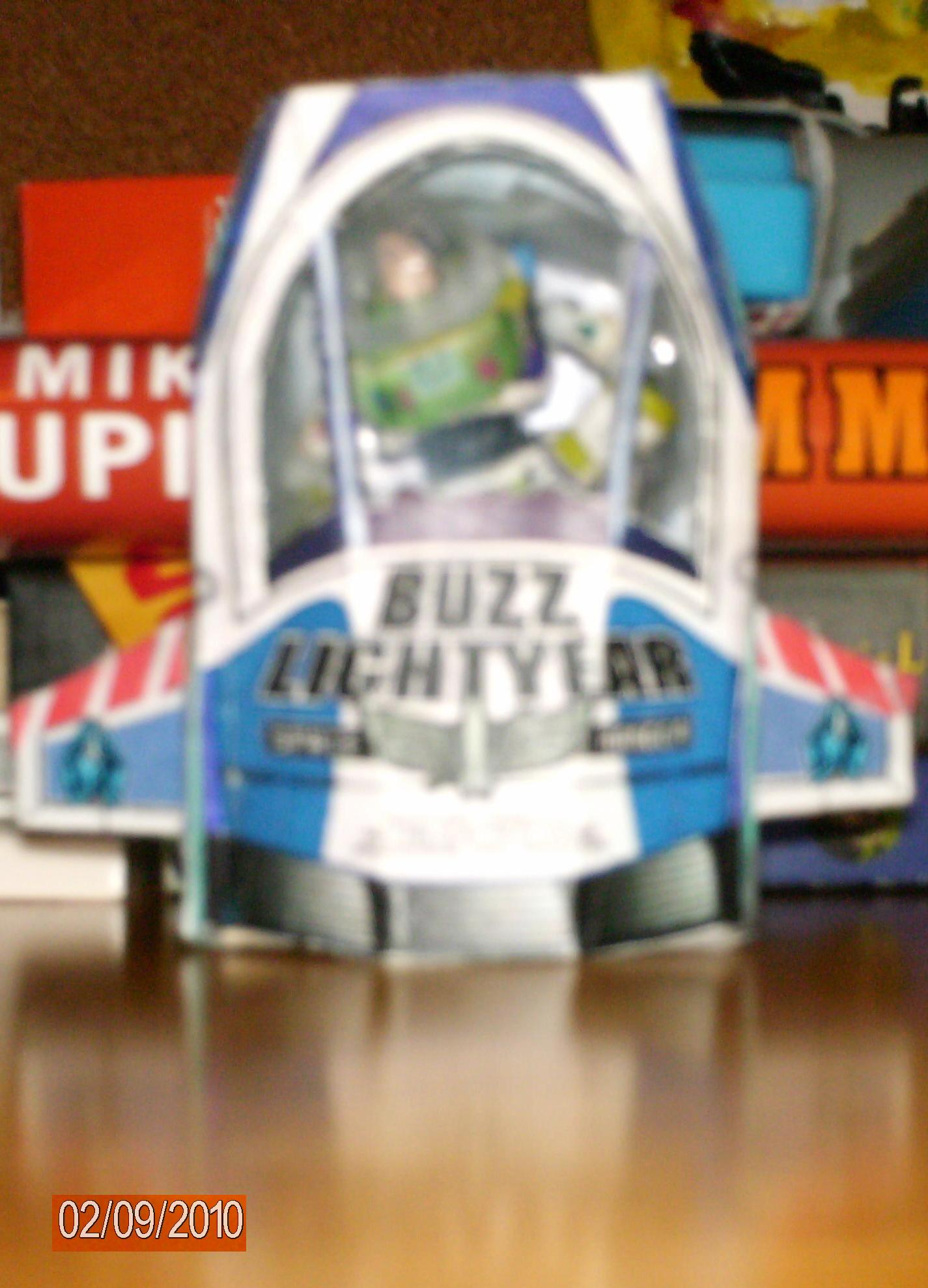Picture of Buzz Lightyear Mini Replica (Toy Story)