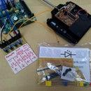 Raspberry Pi  Control Remote Toy Car