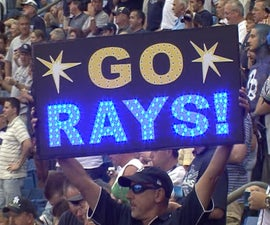 The Ultimate Sports Fan Sign!