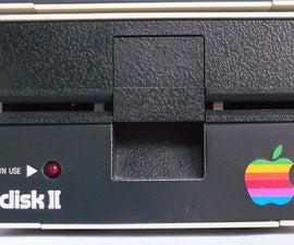 Apple II Floppy Hackintosh I7-7700 3.6Ghz