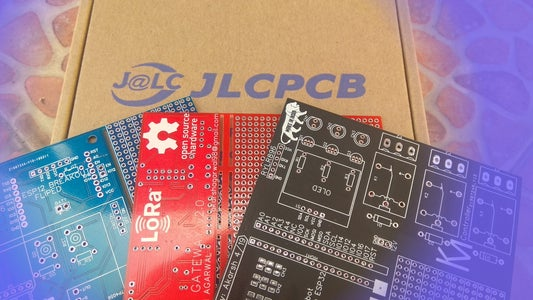 Get PCBs for Your Project Manufactured
