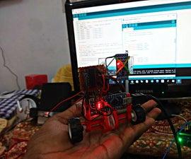 Arduino Nano Segway