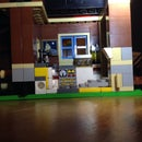 How To Make A Kitchen In The Lego Mountain Hut