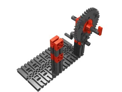 Happy Spur Gears Model (Continued)