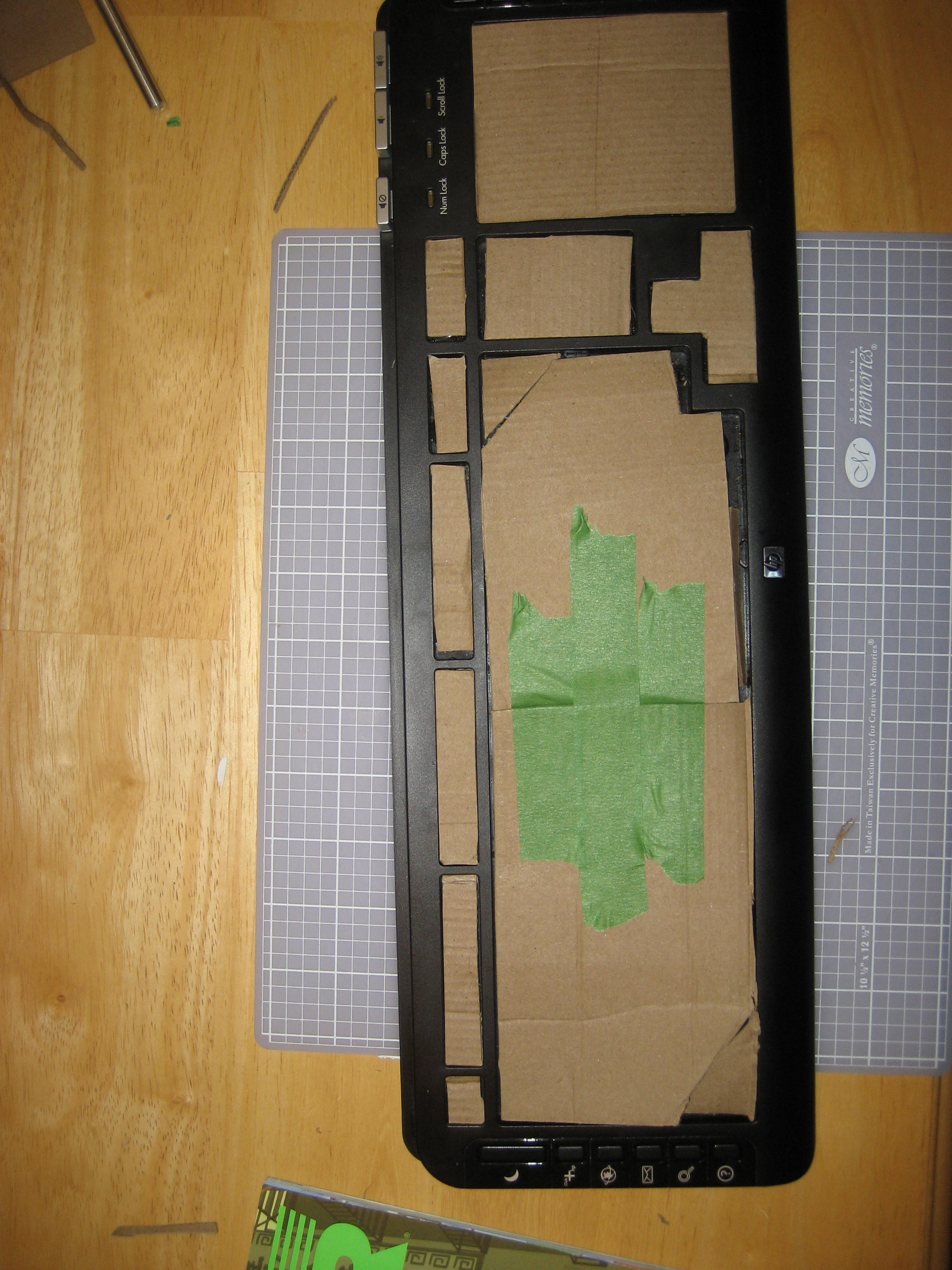 Picture of Getting the Frame Ready Part 2