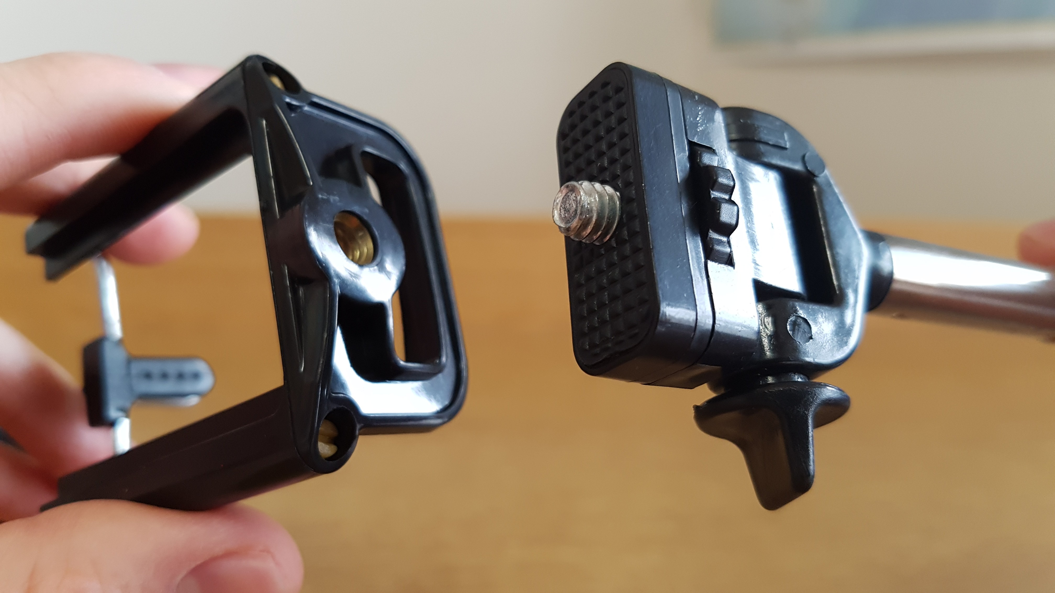 Picture of Attach Phone Mount or Camera - Finished!