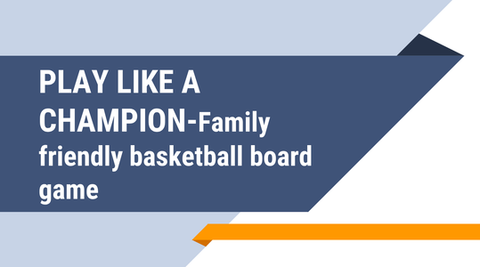 Play Like a Champion Board Game