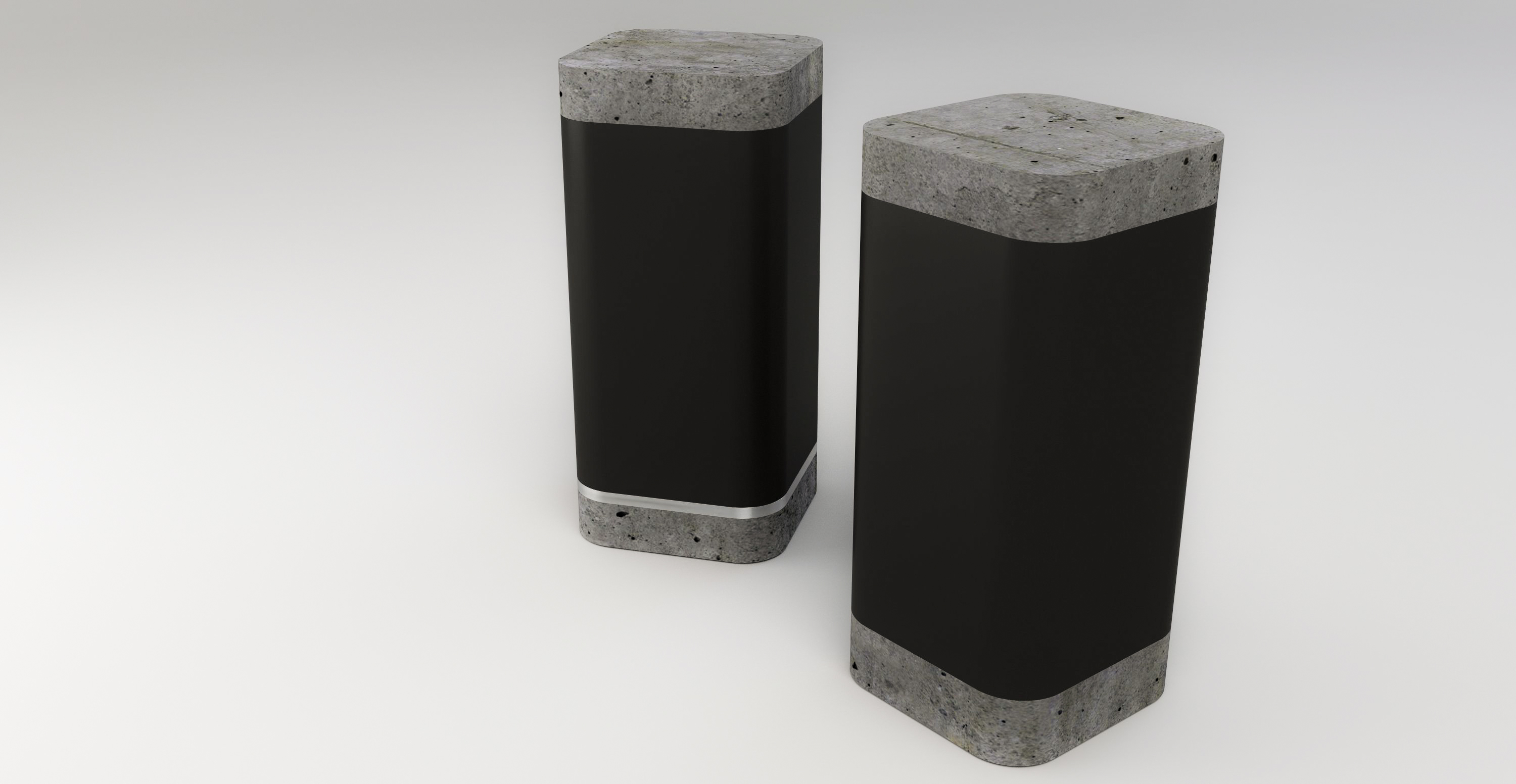 Picture of Designing the Speakers and Modeling the Mold Parts